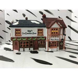 Department 56 Village The Old Curiosity Shop